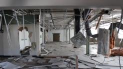 Inside Warner Gear Factory, modern