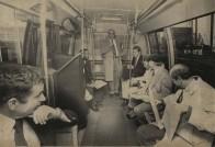 MITS bus, 1950, DMR Photo