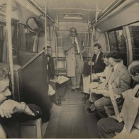 MITS bus, 1950, DMR Photo