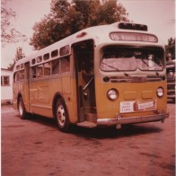 MITS bus, 1960, DMR Photo