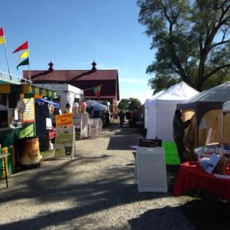 Riggin Brick Barn Fest, Riggin Barn Fest Website