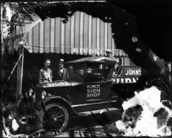 Rivoli Theatre, 1927, DMR Photo
