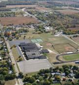 Southside High School, modern, DMR Photo