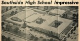 Southside High School, 1963, DMR Photo