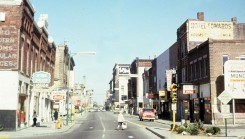 Muncie street view, DMR Photo