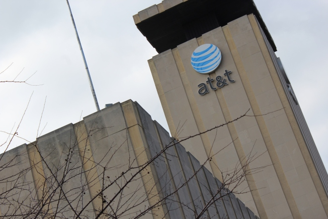 The AT&T Tower