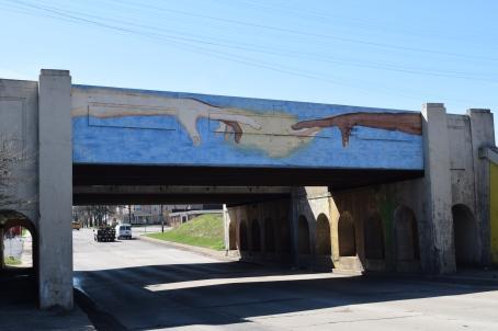 Bridge over Madison