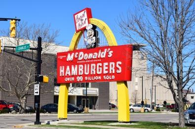 McDonald's Hamburgers