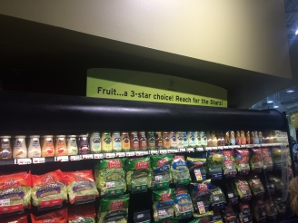 Grocery store marketing