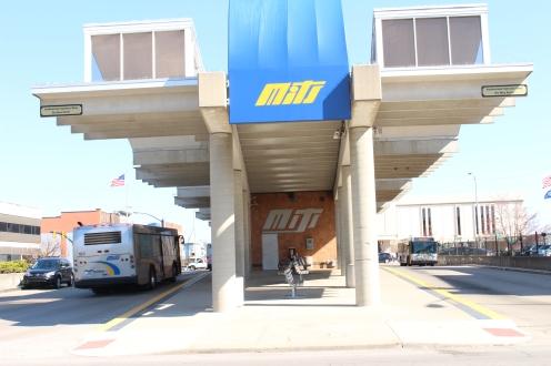 MITS Bus Station