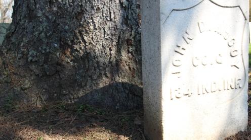 Muncie cemetery