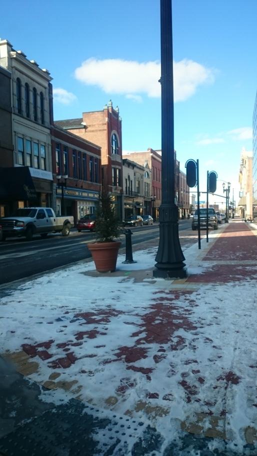 Downtown Muncie