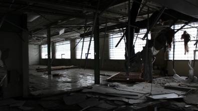Abandoned factory on Kilgore