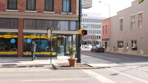 Walnut Street Crossing
