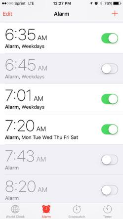 alarmscreenshot