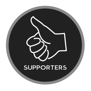 Supporters Button